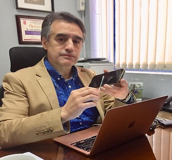 Nueva prueba para detectar Covid-19: Científicos chilenos comprueban que un celular con coronavirus significa que su dueño también está contagiado