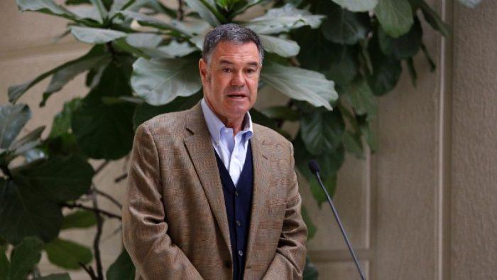 Senador Ossandón por eventual candidatura presidencial de Yasna Provoste: