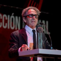 Alfredo Castro dedicó su reciente galardón al proceso Constituyente: Pinochet ha muerto