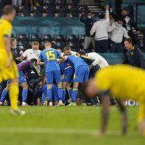 Ucrania gana a Suecia con agónico 2-1 y pasa a cuartos de final de la Eurocopa