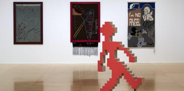 El arte de Charlotte Johannesson: telar, ordenador y punk