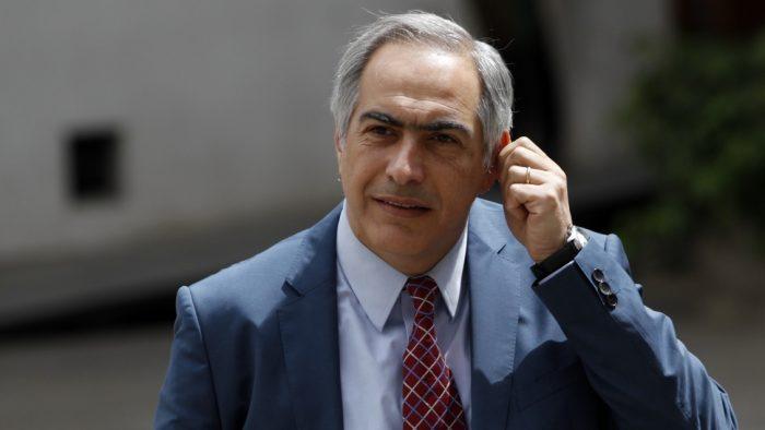 Senador Chahuán (RN) llama a la unión de la derecha con la ex Concertación para
