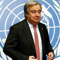 ONU reelige a Antonio Guterres como su secretario general