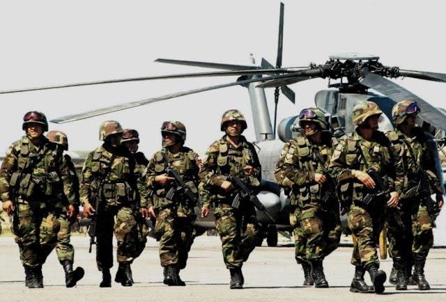 """Réplica sobre """"El fin de la autonomía militar"""""""