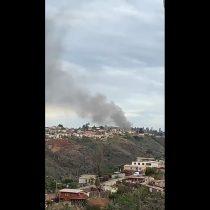 Incendio afectó a vivienda de campamento Felipe Camiroaga de Viña del Mar: una persona fallecida