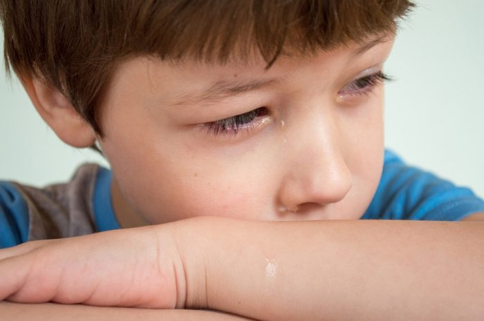 Irritabilidad en niñas y niños: ¿Una consecuencia de la pandemia?