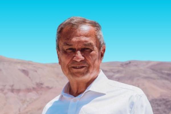 A los 75 años falleció Miguel Fortt, ingeniero fundamental en el rescate de los 33 mineros