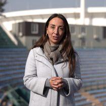 Ministra Pérez: recintos deportivos al aire libre podrán abrir en Fase 1 y 2 del Plan Paso a Paso