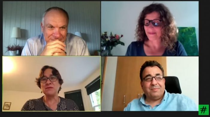 Transparencia de debates internos y programas educativos con la ciudadanía: expertos comparten las claves de procesos constituyentes en Túnez y Sudáfrica