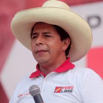 """""""Se sigue llamando a tumbarse una elección"""": Pedro Castillo rechaza llamados a anular comicios presidenciales de Perú"""