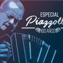 Especial de 100 años de Astor Piazzolla