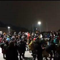 Viernes de manifestaciones en Plaza Italia: asistentes piden liberar a presos del estallido