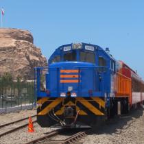 El ferrocarril de Arica a La Paz