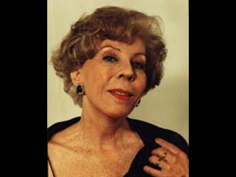 Fallece la actriz chilena Violeta Vidaurre a los 92 años