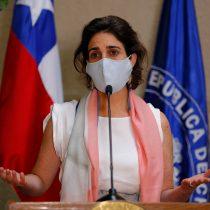 Exministra Zaldívar es elegida como nueva consejera de la Cámara de Comercio de Santiago