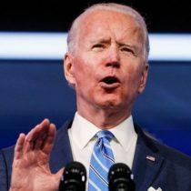 Biden evalúa si EE.UU. puede