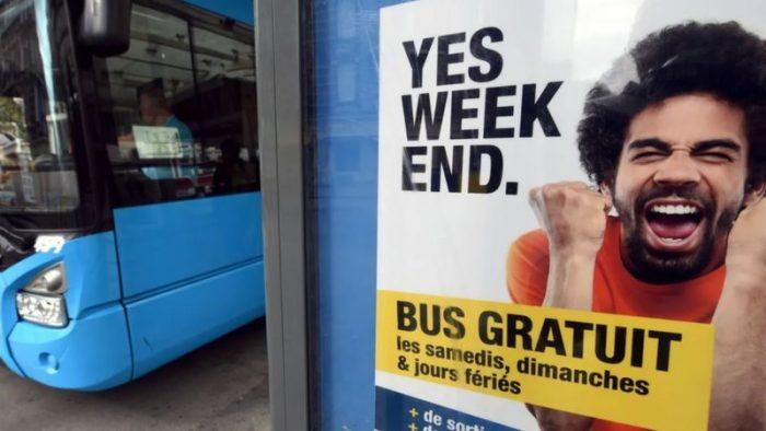 Los beneficios del transporte público gratuito (y el desafío de que sea viable en las grandes ciudades)