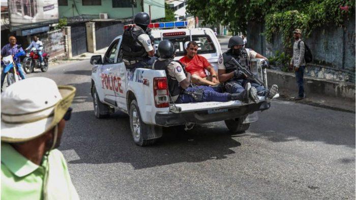 Haití: Colombia confirma que exmiembros de su Ejército fueron detenidos como sospechosos del asesinato del presidente Moïse