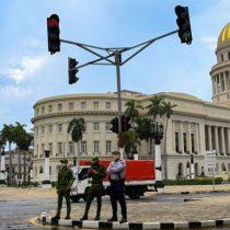 """Cómo vivió Cuba """"el día después"""" de las mayores manifestaciones en más de medio siglo"""
