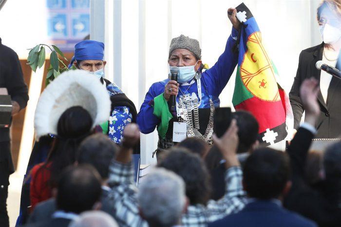 El histórico discurso de Elisa Loncon como presidenta de la Convención Constitucional