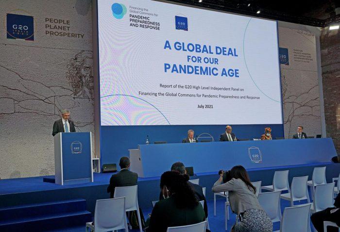 G20 apoyará el sistema fiscal para multinacionales consensuado en la OCDE