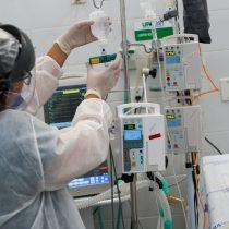 Especialistas advierten que rápido crecimiento de nuevos casos comienza a reflejarse en un aumento en las hospitalizaciones