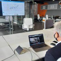 Chile realizó primera videollamada transcontinental sobre red de quinta generación en Espacio 5G