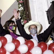 Castillo iniciará su mandato presidencial en Perú con un 53 % de aprobación