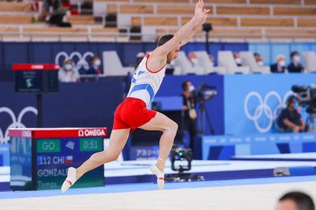 Team Chile: Tomás González cumplió con buena actuación en sus últimos JJ.OO. yMary Dee Vargas hizo historia en el Judo de Tokio 2020