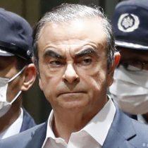 Corte de Japón condena a dos estadounidenses por fuga de ex líder de Nissan, Carlos Ghosn