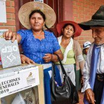 Fiscalía de Bolivia: