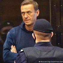 Rusia bloquea el acceso a página web del encarcelado líder opositor Alexéi Navalni