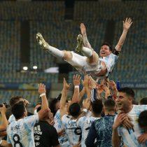 Copa América: Argentina grita campeón y pone fin a ayuno de 28 años sin títulos