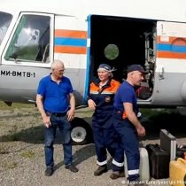 Rusia: hallan restos de avión estrellado en Kamchatka con 28 fallecidos