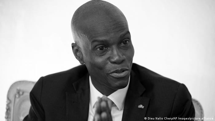 Desconocidos asesinan a tiros al presidente de Haití, Jovenel Moise