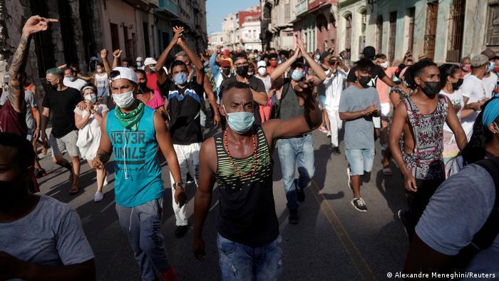 HRW denuncia que hay 150 desaparecidos en Cuba desde el inicio de las manifestaciones sociales