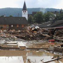 ¿Cuál es el costo de la inundación del siglo en Alemania?
