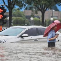 Ascienden a 33 los muertos por las inundaciones en China