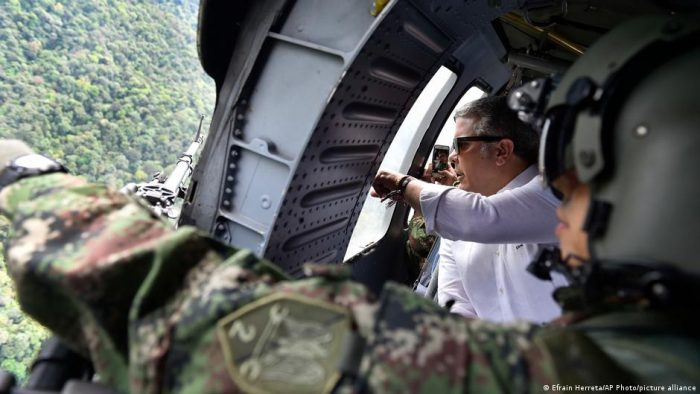 Colombia: atentado contra Iván Duque y Brigada se habría planeado desde Venezuela