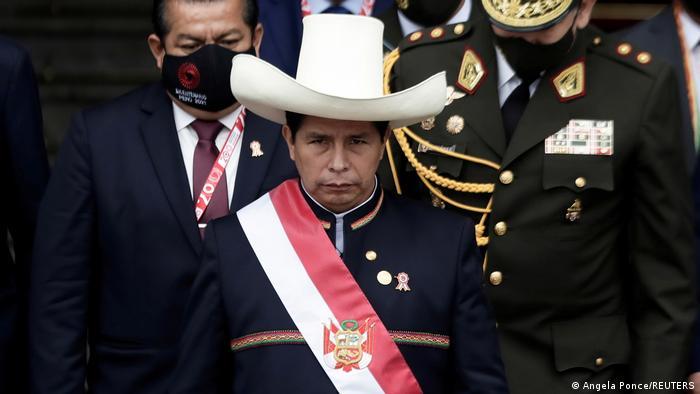 Perú: Pedro Castillo nombra a Guido Bellido como jefe de gabinete