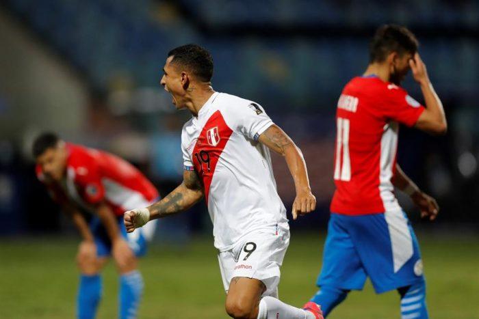 Perú supera por penales a Paraguay y espera en semis a Chile o Brasil