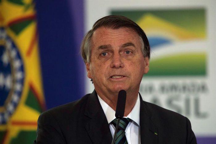 Fiscalía de Brasil investigará a Bolsonaro por prevaricación en la compra de vacunas contra el Covid-19