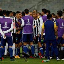 Reprochable pelea en camarines marcó la clasificación del Atlético Mineiro de Eduardo Vargas frente a Boca Juniors por Copa Libertadores