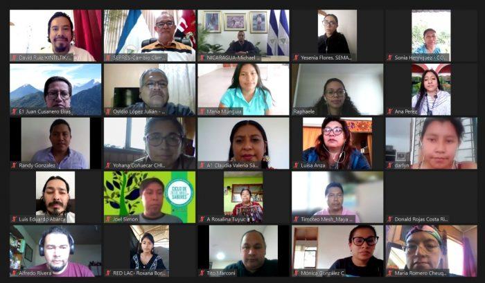 Diálogo intercultural pide construir un nuevo pacto para revertir la crisis climática