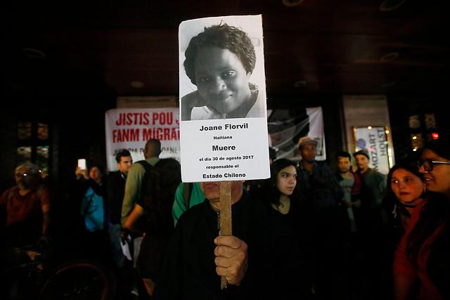 Caso Joane Florvil: Juzgado de Garantía de Santiago reabre investigación tras petición del INDH