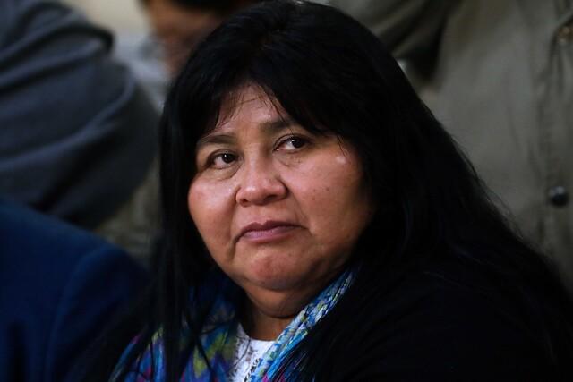 Diputada Nuyado acusa a Ubilla y Guevara de tratar de evadir responsabilidades por violaciones a los DD.HH. durante el estallido: