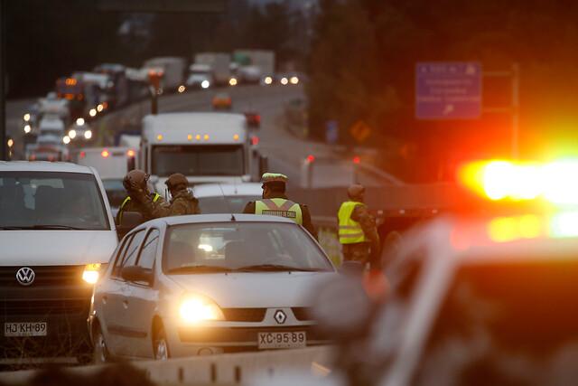 Fin de semana largo: habrá aduana sanitaria y proyectan que más de 200 mil vehículos saldrán de la RM