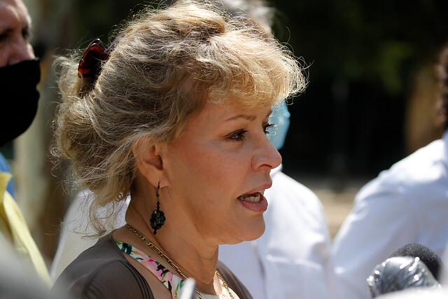 Más de 40 constituyentes rechazan designación de Catalina Parot como secretaria ejecutiva de la Convención