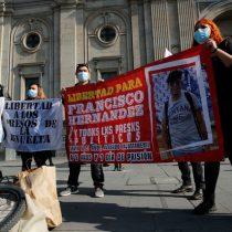 Comisión de Constitución del Senado discutirá este miércoles proyecto de indulto a presos del estallido