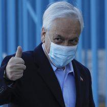 Presidente Piñera destaca Imacec de agosto y asegura que este año